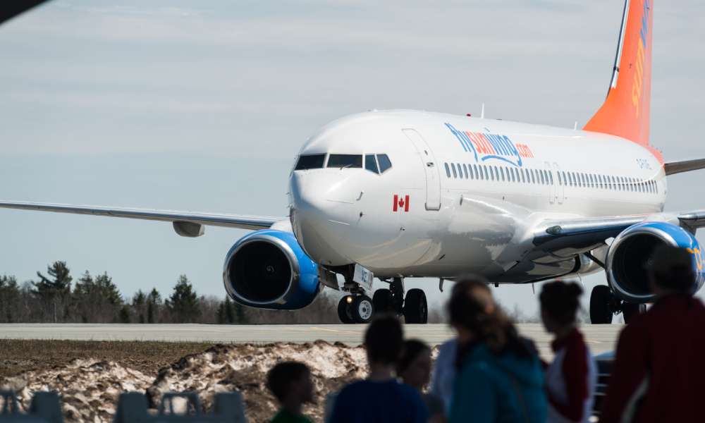Sunwing equips leaders with resilience tactics to boost retention