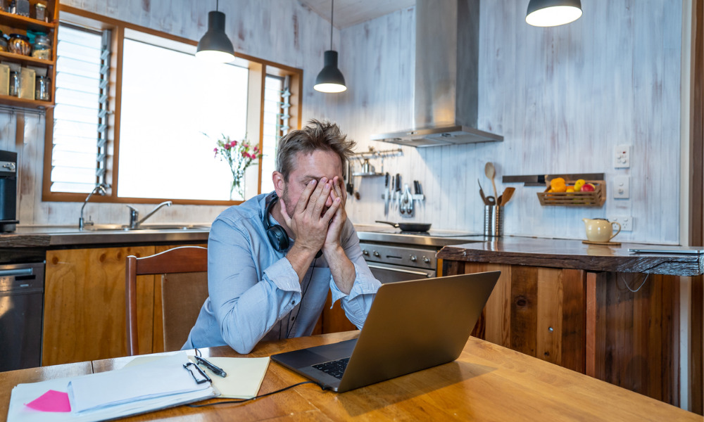 Half of remote professionals exhausted by video calls