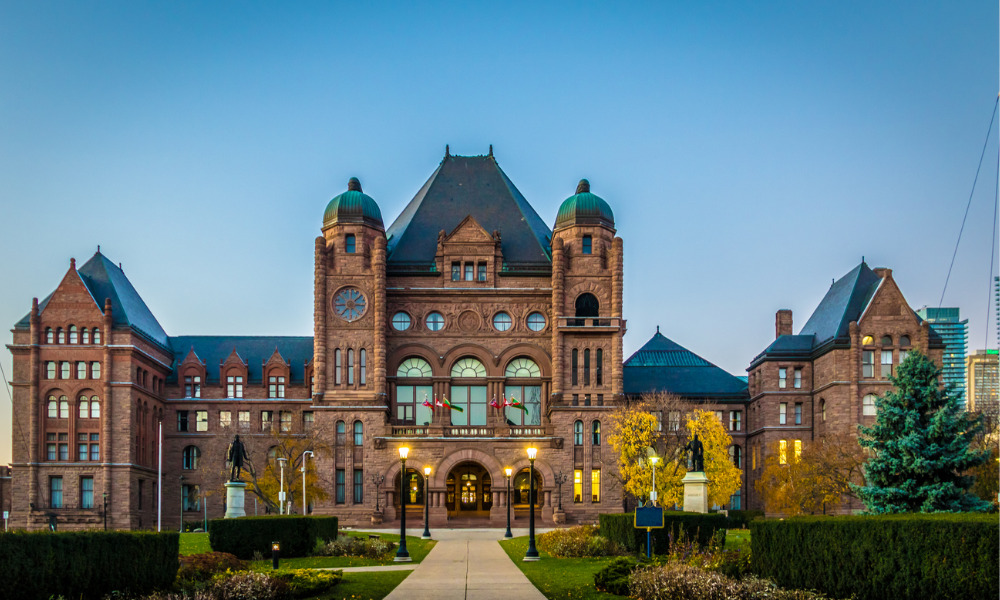 Ontario Conservatives vote down paid sick days