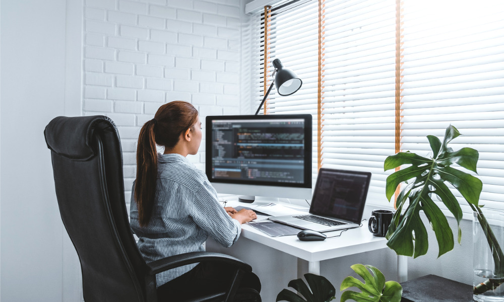What's required for remote employees?