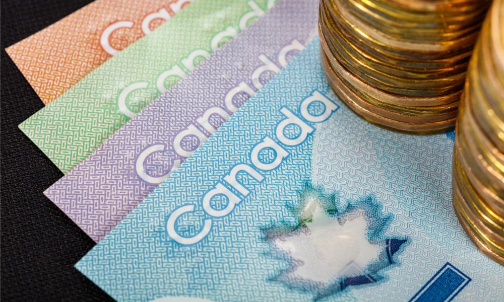 Highest to lowest minimum wages in Canada for 2021
