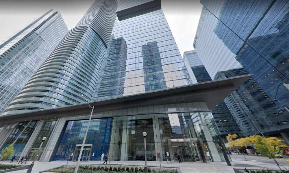 IBM moving to flexible workspace in downtown Toronto