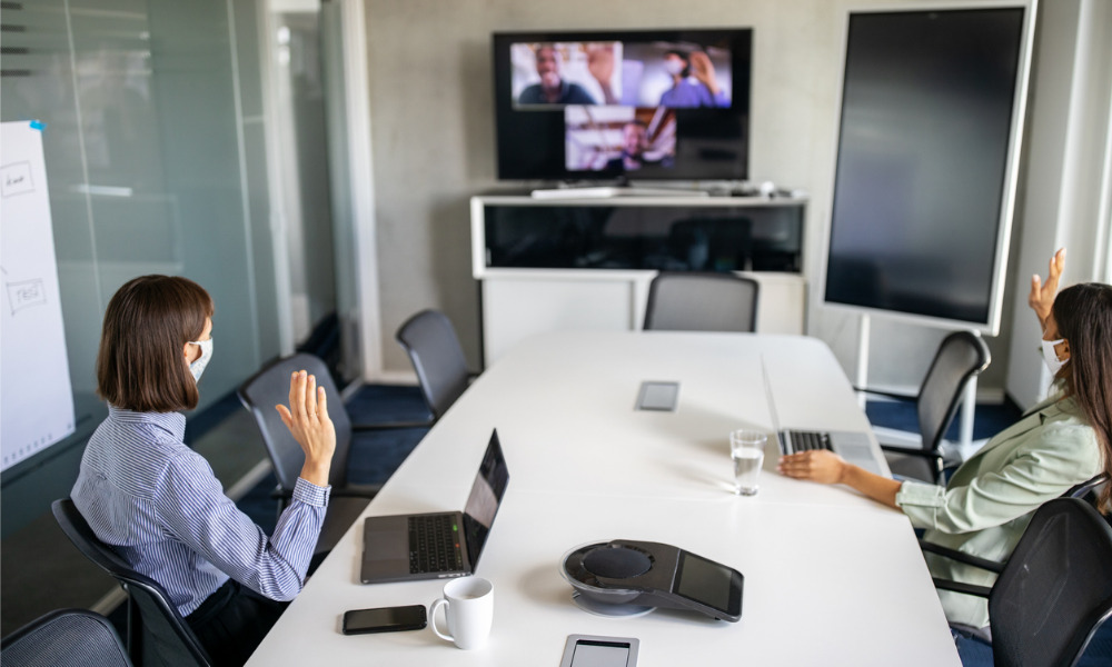 How to boost engagement in a hybrid workplace
