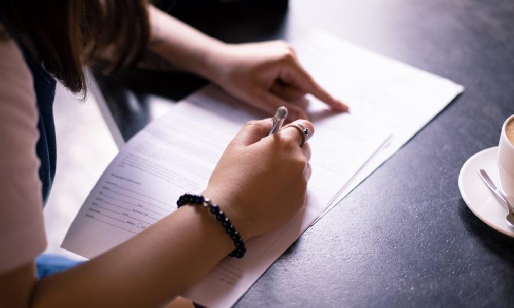 Seeking repayment when dismissed employee ignores release