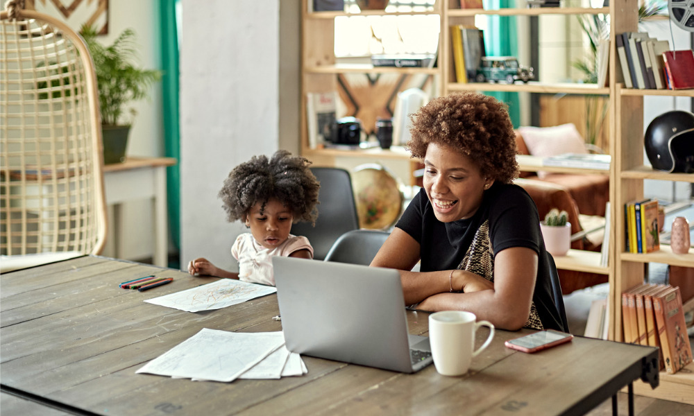 Flexible workplaces foster female inclusivity