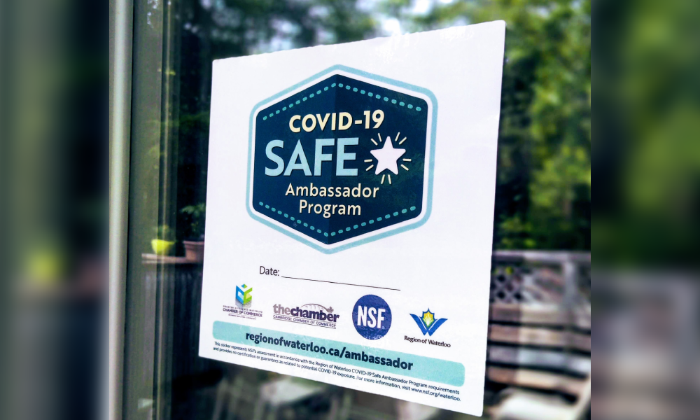 Waterloo, Ont. works to keep employers safe during COVID
