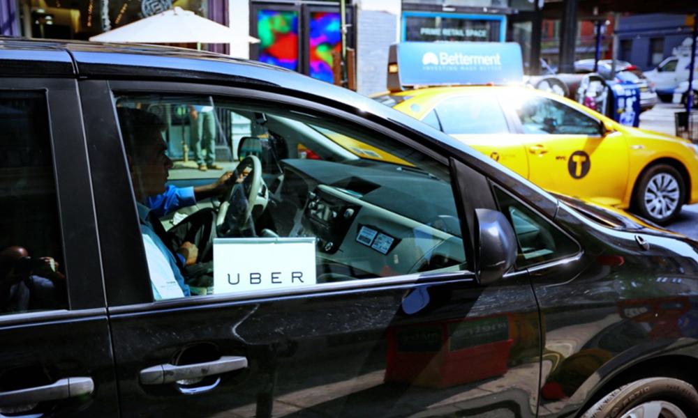 Toronto Uber drivers apply to unionize