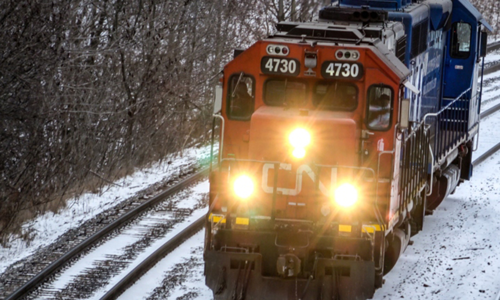 CN may temporarily lay off employees due to blockades
