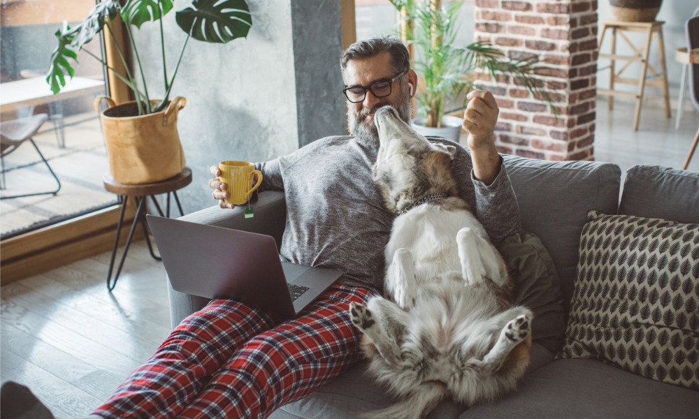 COVID-19: Most workers happy with transition to remote work