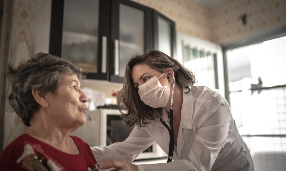 Unions praise Ontario topups for frontline workers amid pandemic