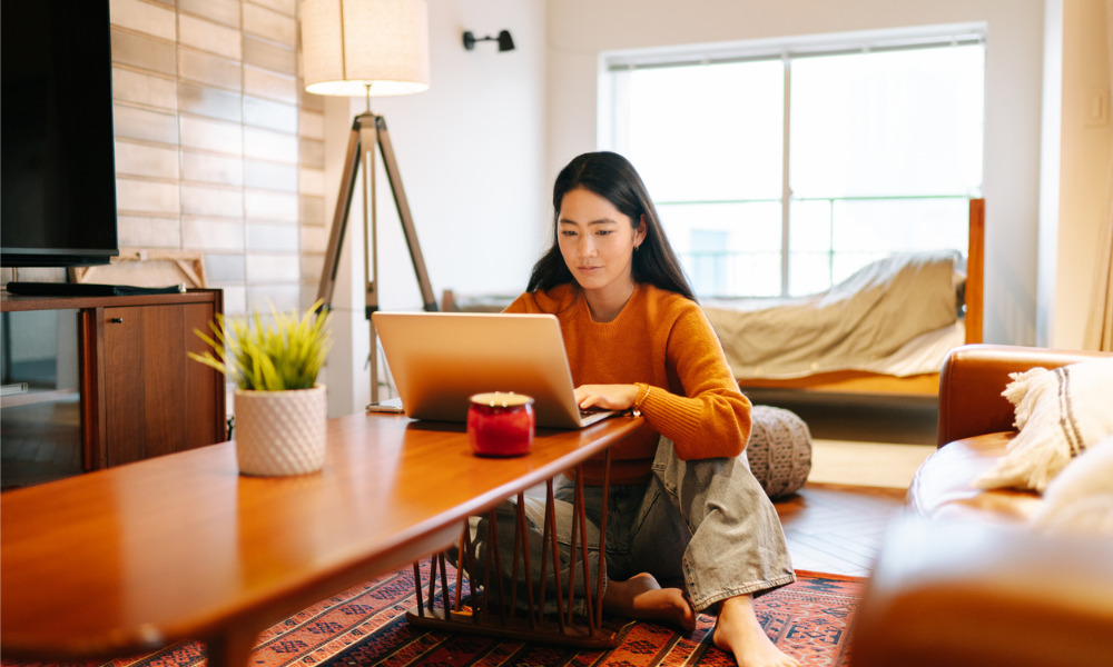 How often do people want to work from home?