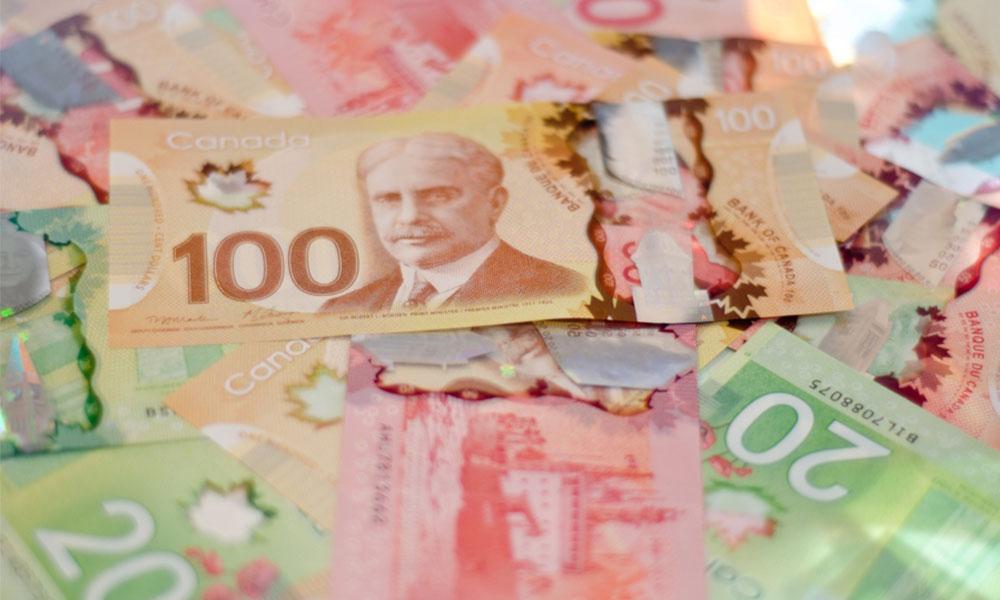 B.C. ups minimum wage