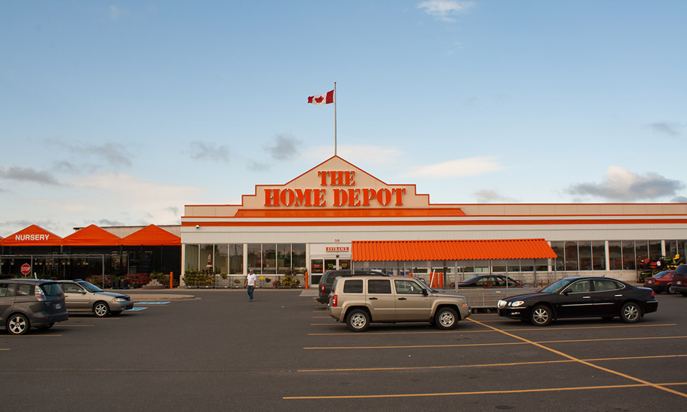 Home Depot Canada to hire 5,500 new employees