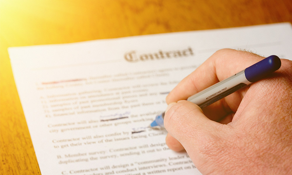 New uncertainty for employment contract amendments