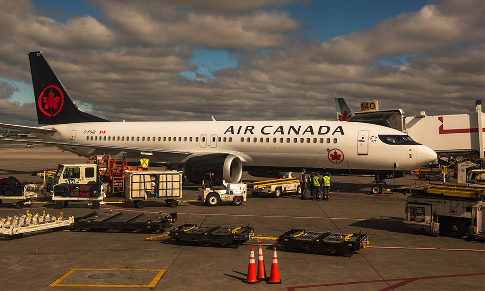 Collective agreement prevents termination of 49 disabled Air Canada employees