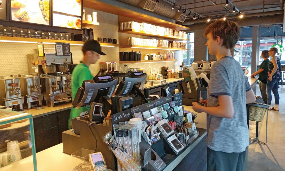 Starbucks gives 24,000 workers access to wellness platform