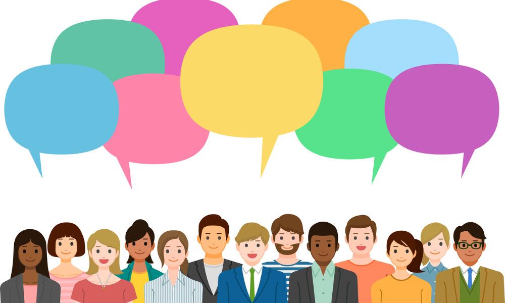 Should people talk politics at work?