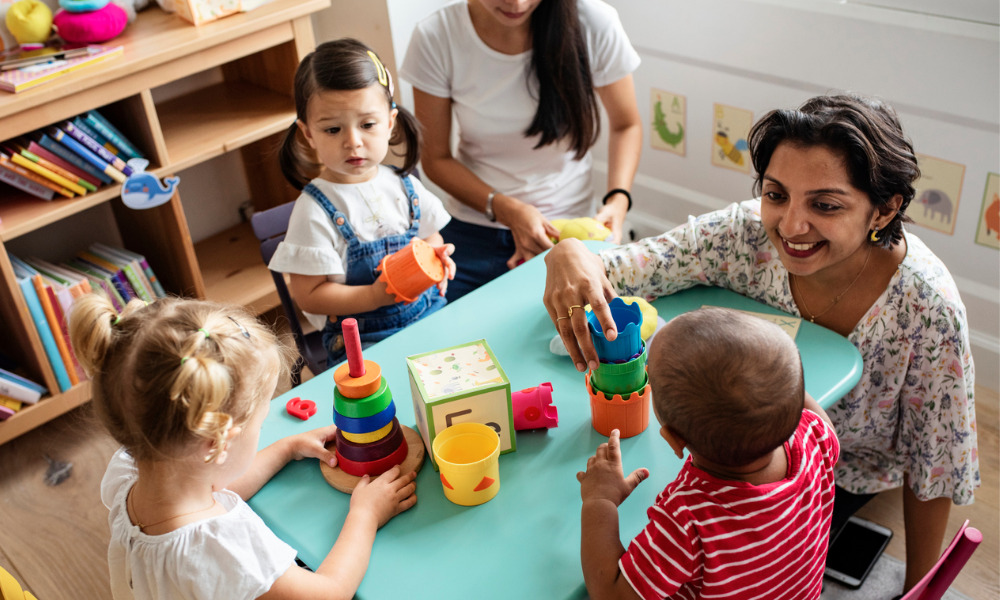 Employee's childcare obligations before seeking accommodation