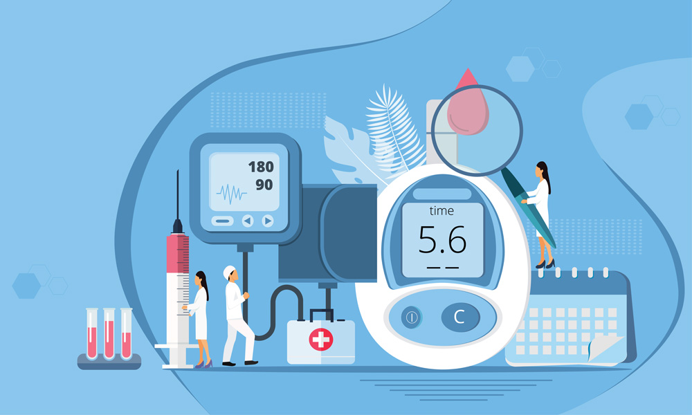 Technology transforms lives of employees with diabetes during COVID-19