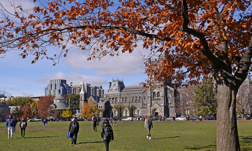 Wanted: international students to work in Canada