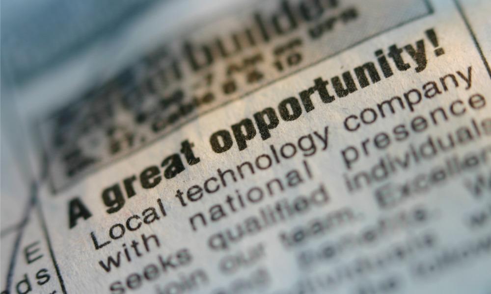 Hiring outlook improves for 2021