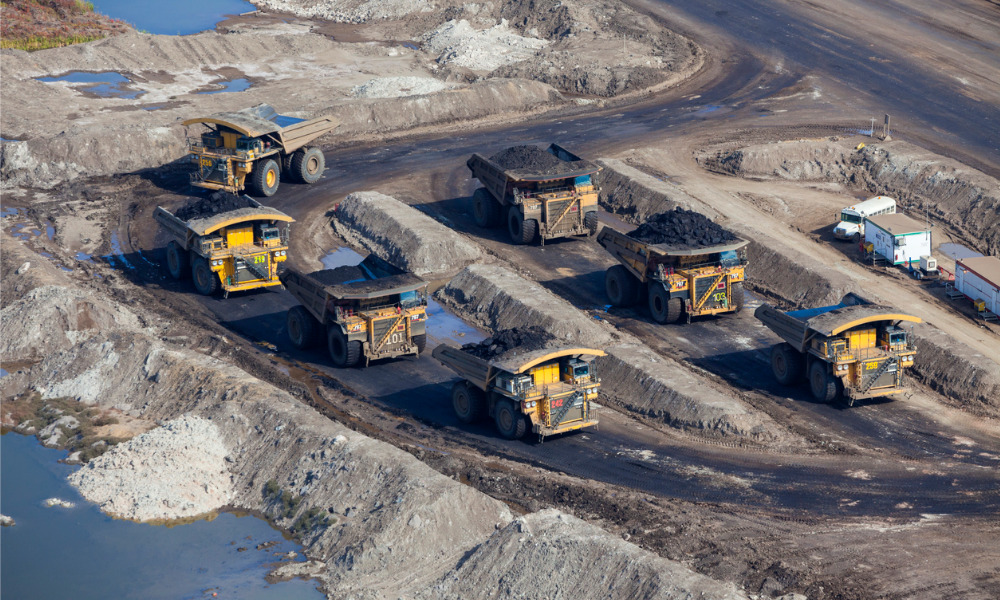 Mining workers see benefits of rapid testing