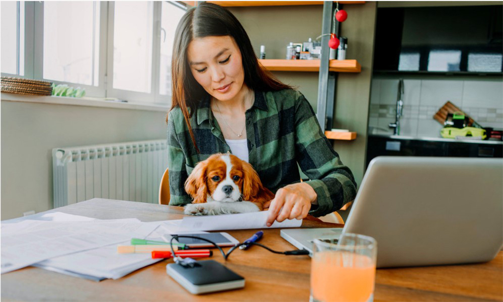 Can an employee insist they work from home?