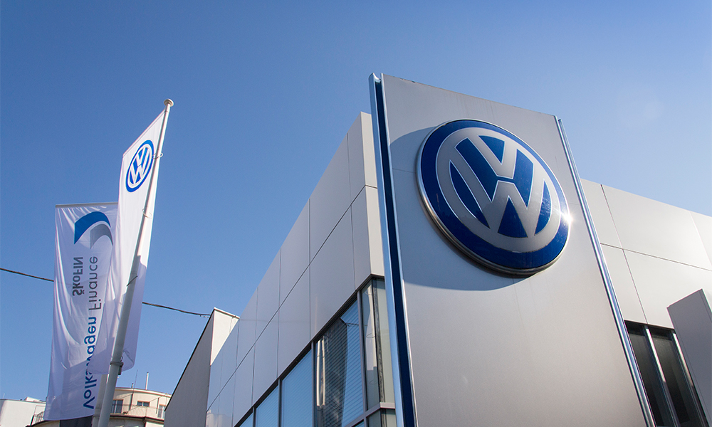 Volkswagen recognizes front-line workers