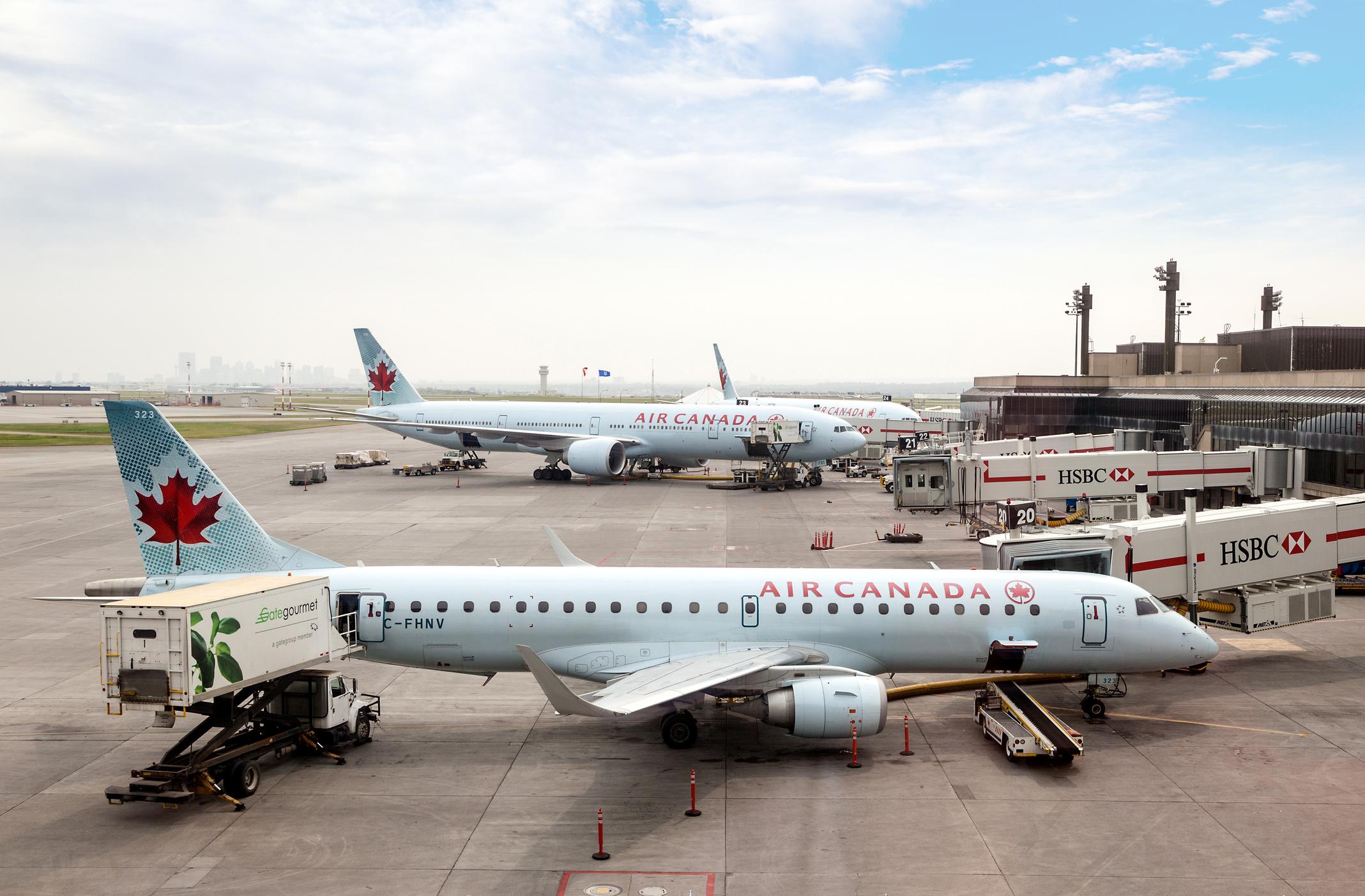 Covid 19 Landing In Canada Despite Pre Flight Testing World News Us News