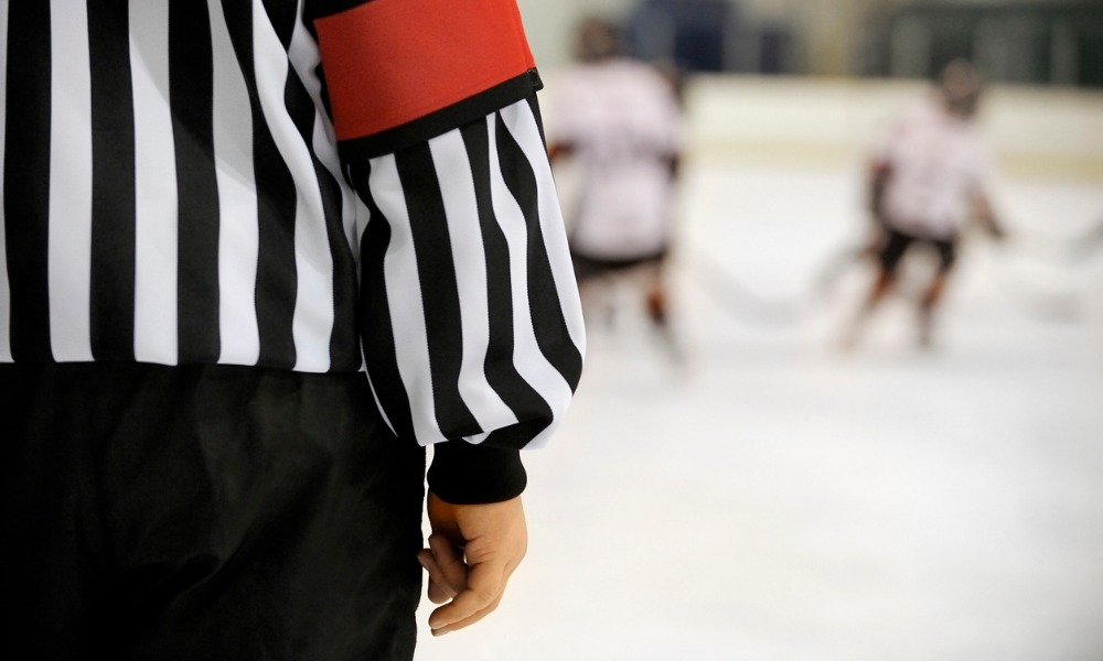 NHL referee loses job after unfortunate comments picked up on hot mic