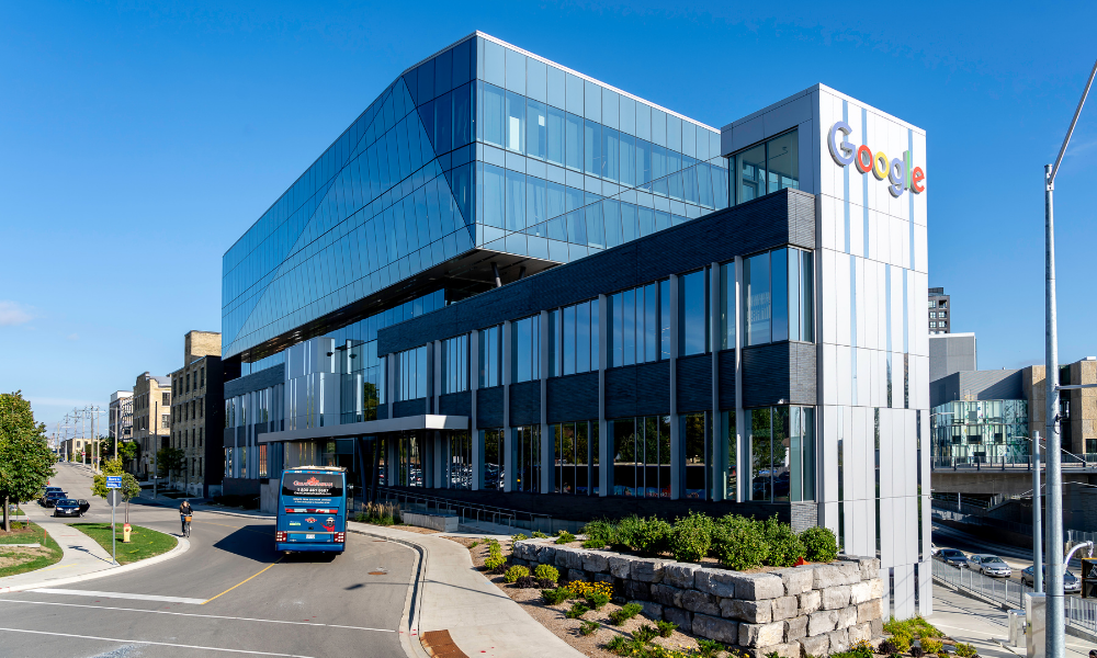 Google invests in training for Canadian youth