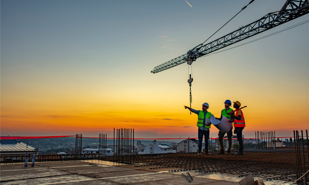 Construction groups join forces to combat racism
