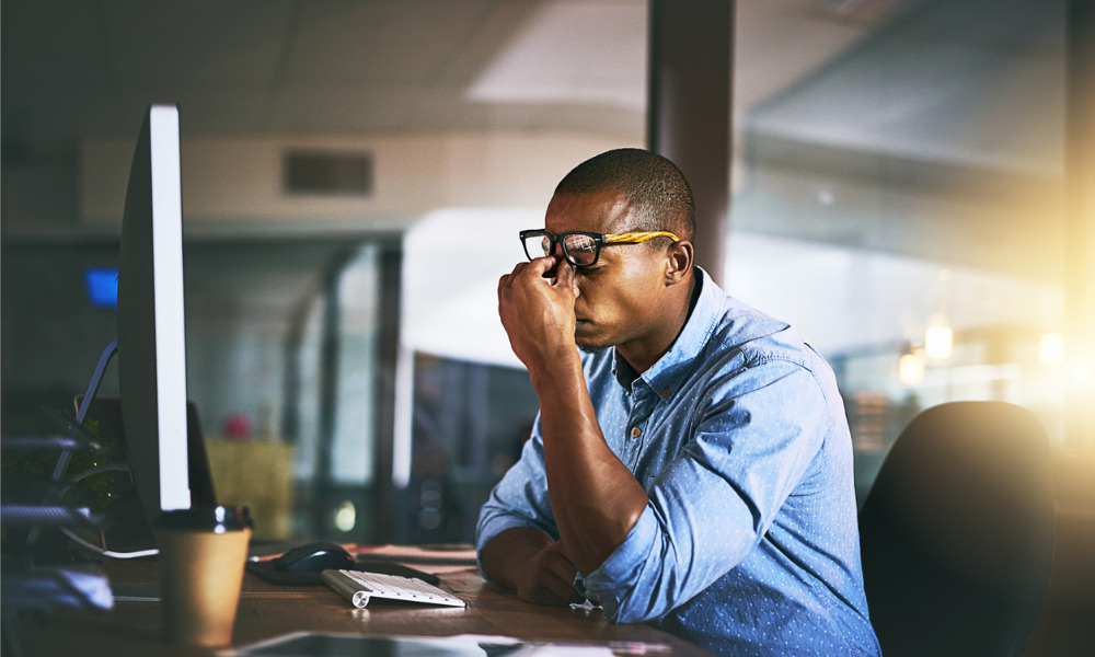 6 in 10 employees burnt out – and employers aren't helping