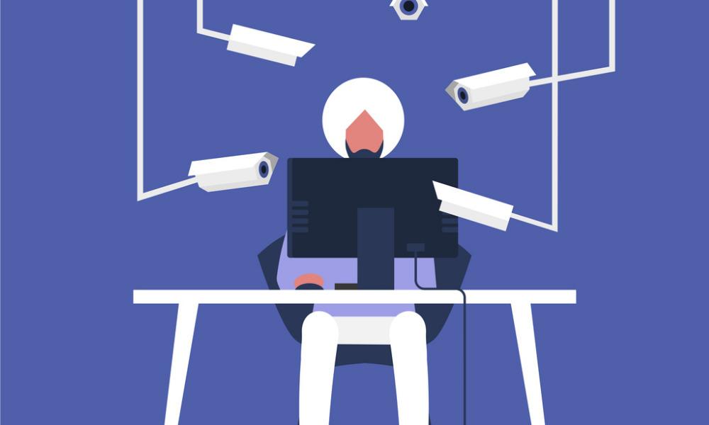 Webcam surveillance faces backlash