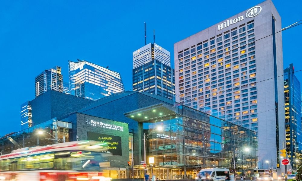Hilton, Novartis among top 50 large workplaces