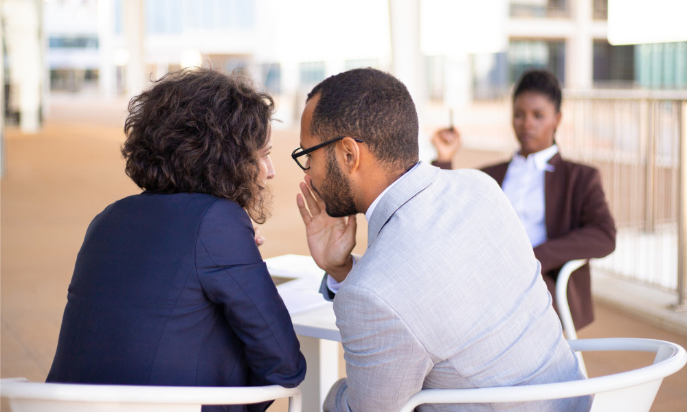 Can someone get fired for workplace gossip?