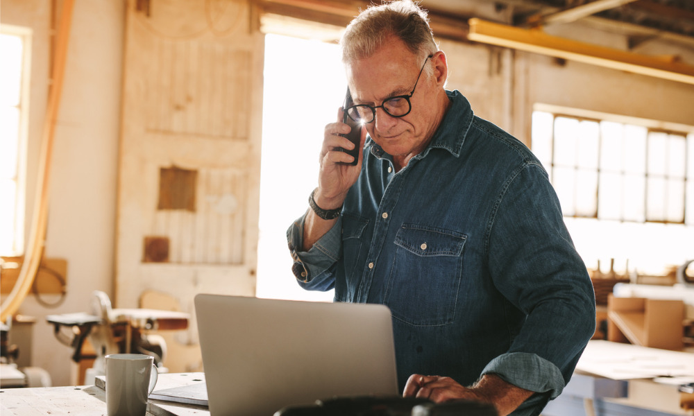 Ageist stereotypes challenge older workers