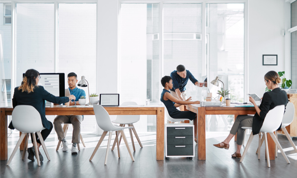 Taking a holistic approach to hybrid work