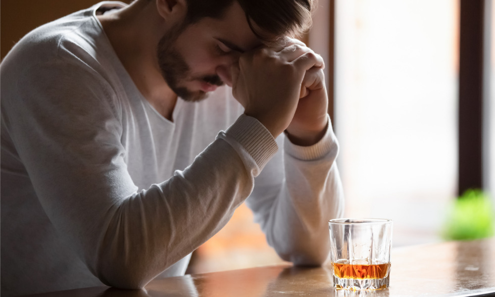 Rise in alcohol, drug use leads to challenges at work
