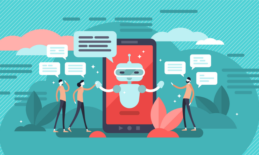 AI, chatbots and mobile apps prove popular with professionals