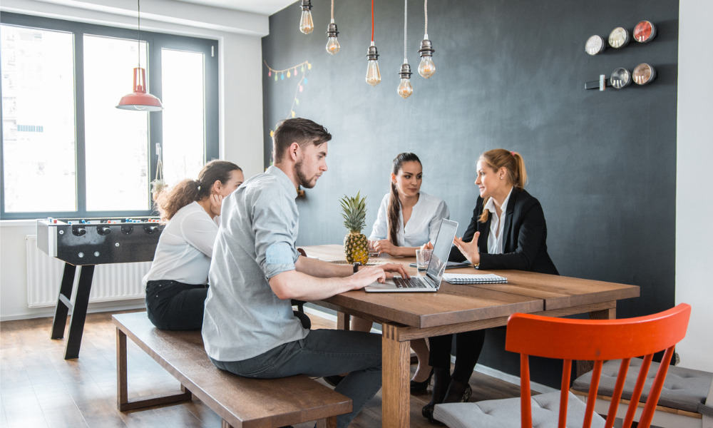 What do millennials value most at work?