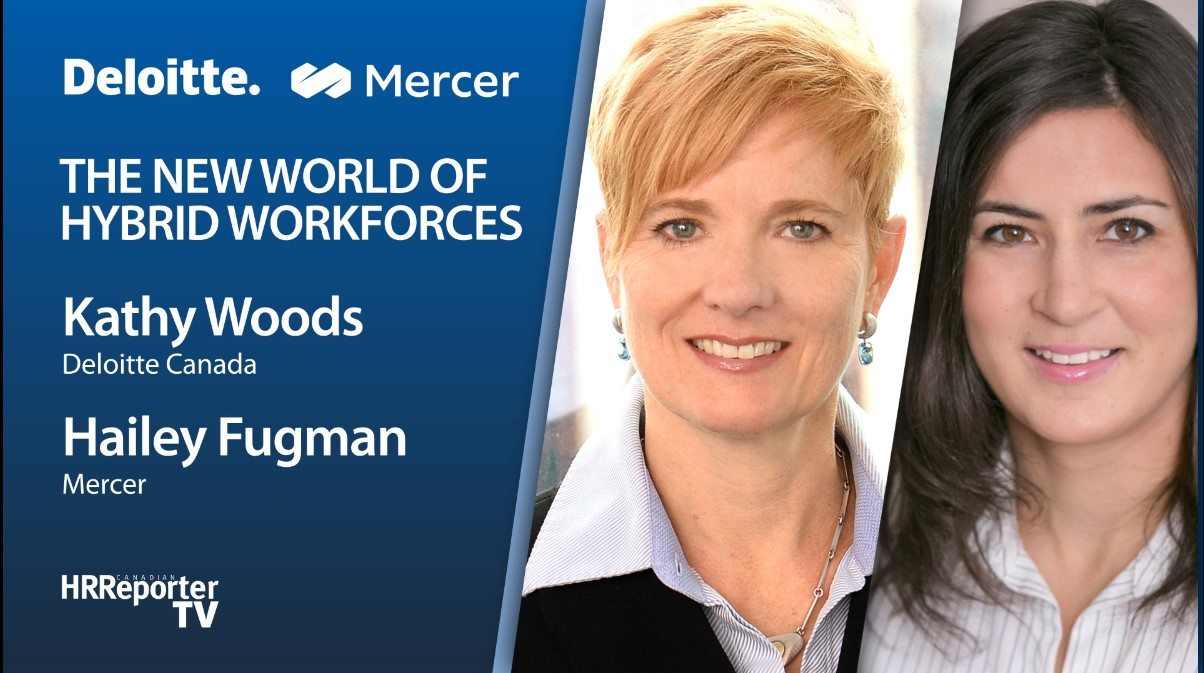 The new world of hybrid workforces