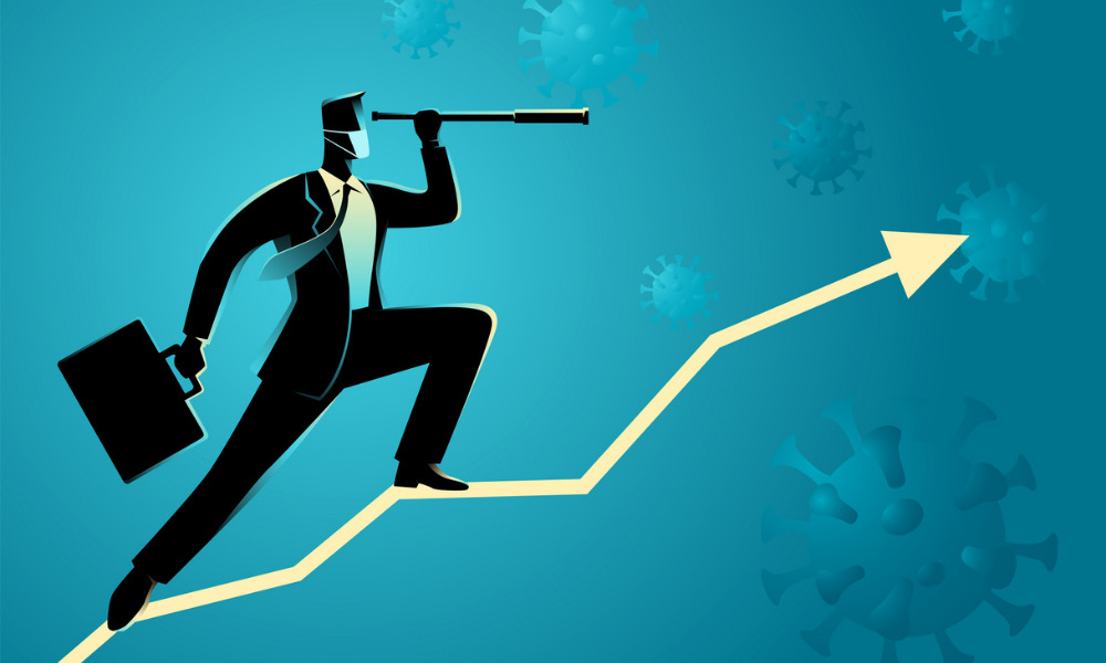 CEOs increasingly positive about economy over next 3 years