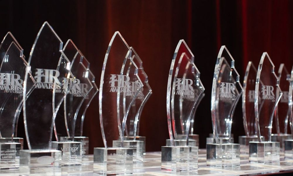 Recognizing HR excellence at upcoming Canadian HR Awards