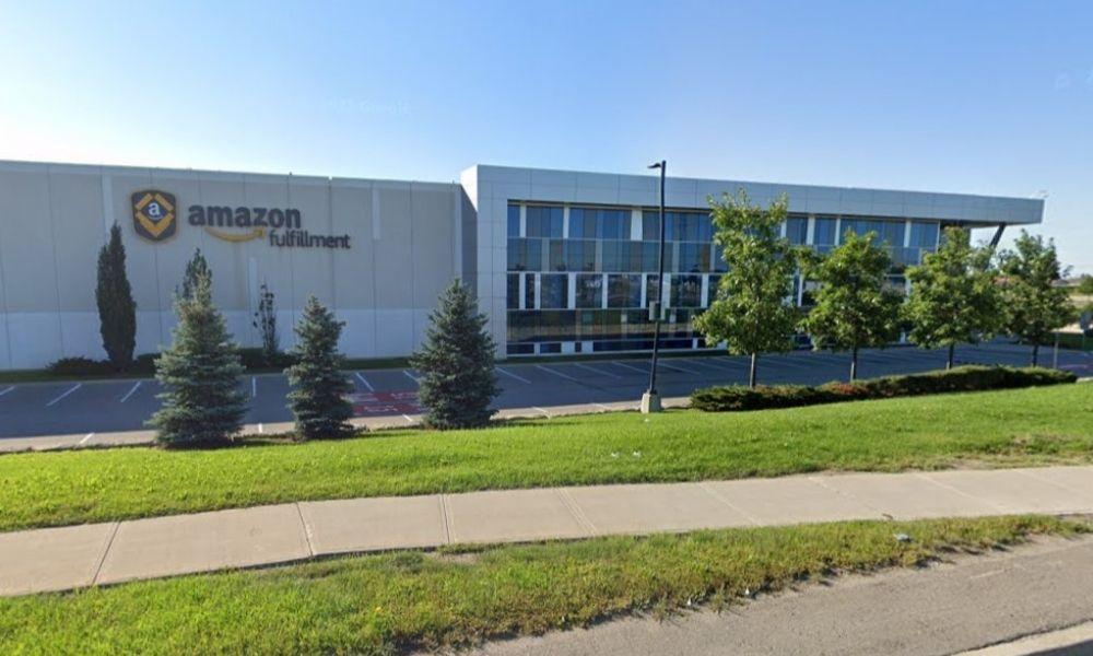 Amazon hiring 15,000 workers across Canada