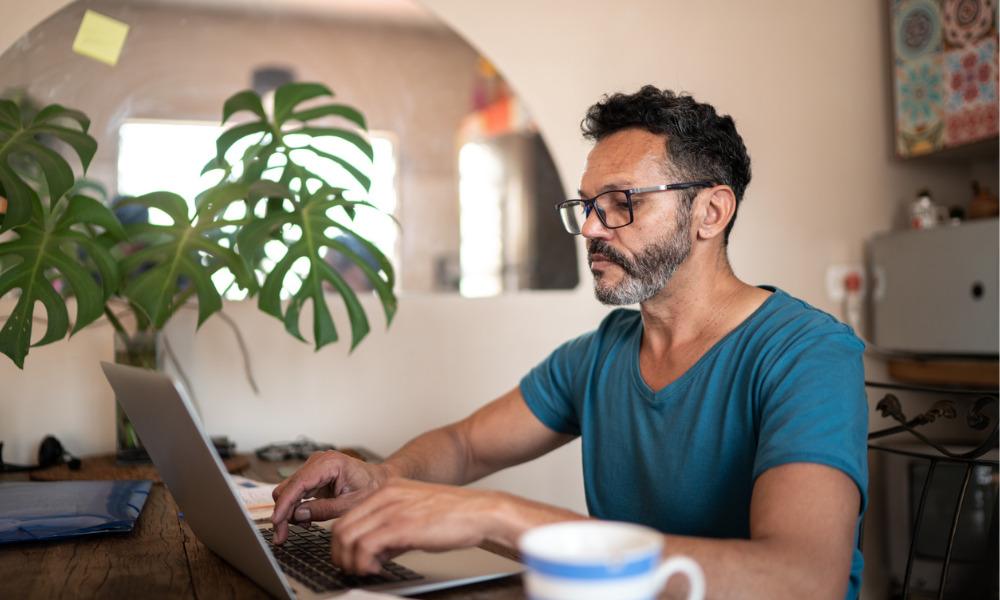 4 in 5 employers considering permanent work-from-home policy