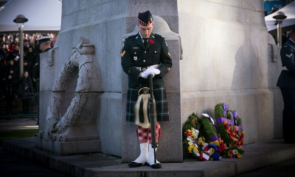 Nova Scotia releases Remembrance Day tool for employers