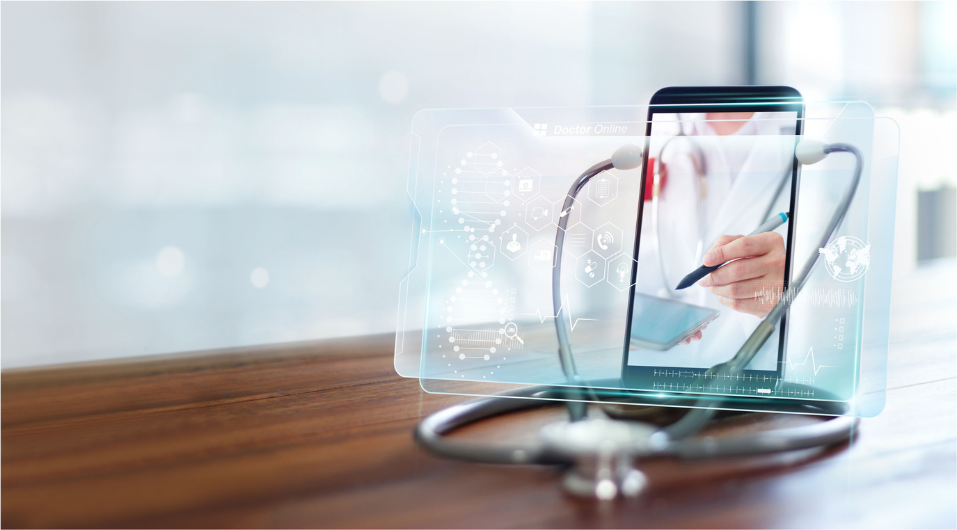 Virtual care for the new world of work