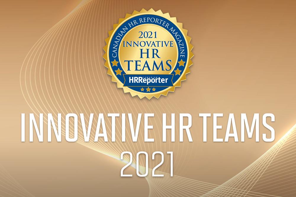 Innovative HR Teams 2021