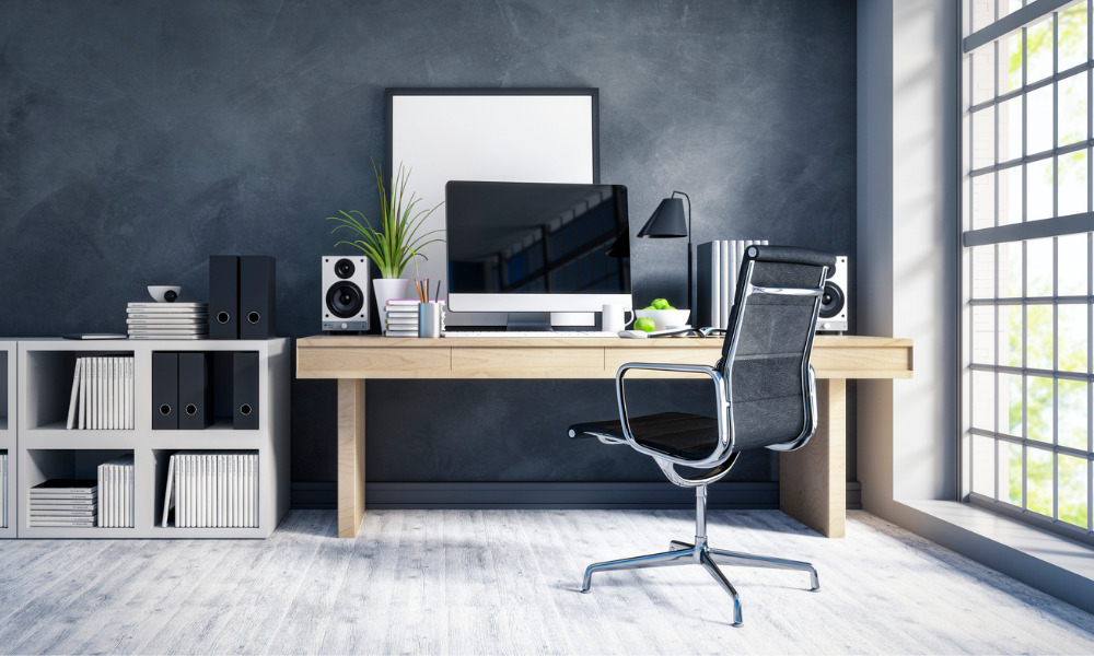 Home office modifications